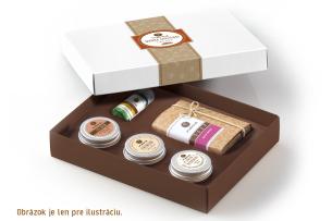 manna darčeková krabica (bez obsahu) - odporúčané manna
