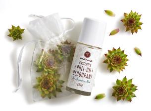 neparfumovaný guličkový deodorant na citlivú pokožku - odporúčané manna