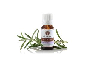 rozmarínový esenciálny olej - odporúčané manna