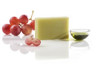 víline mydlo s olejom z hroznových jadierok - odporúčané manna