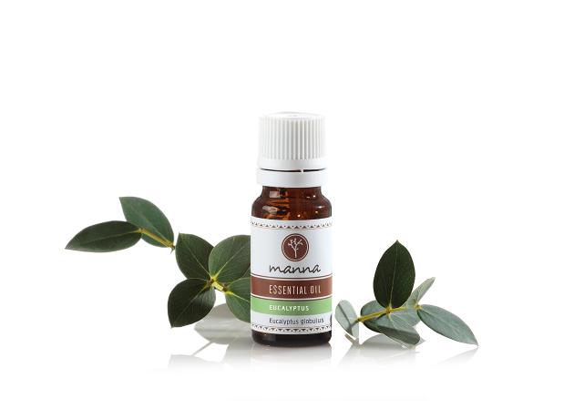 eukalyptový esenciálny olej