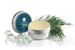 cedarwood after shave balm - recommended manna