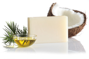 coco & tea tree oil soap - recommended manna