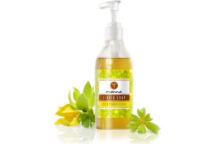 coco ylang-ylang liquid soap - recommended manna