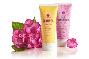 hair care bundle for dry, normal hair - recommended manna