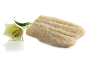 luffa sponge - recommended manna
