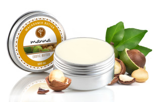 macadamia butter - recommended manna
