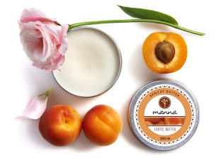 apricot butter - recommended manna