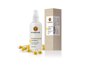 manna flower water camomile - recommended manna
