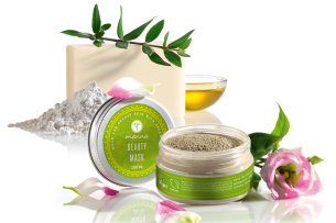 nourishing bundle for problematic skin - recommended manna