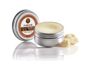 organic shea butter - recommended manna