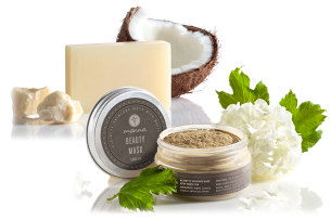 pampering bundle for mature skin - recommended manna