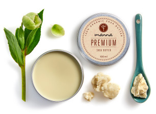 premium shea butter - recommended manna