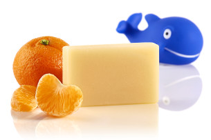 tangerine soap - recommended manna