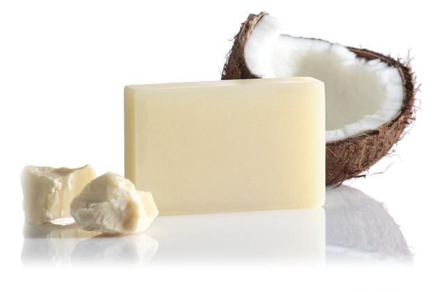 coco & shea butter soap