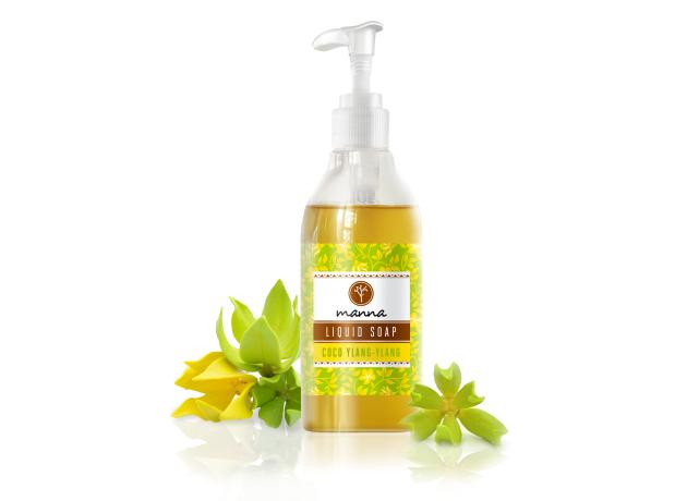 coco & ylang-ylang liquid soap