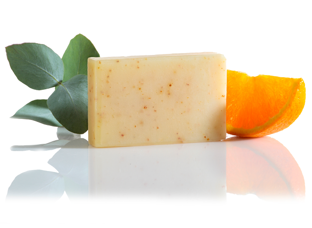 greek citrus soap