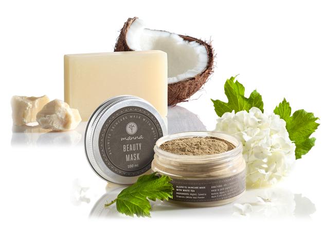 pampering bundle for mature skin