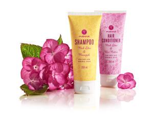 Šampon / balzám na vlasy