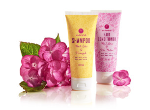 shampoo / hair conditioner